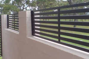 Corrugated fencing gallery image