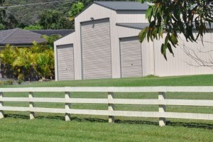 Commercial fencing gallery image