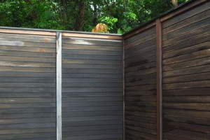 Back yard fencing gallery image