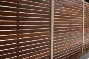 Lap and Cap Timber Fencing gallery image