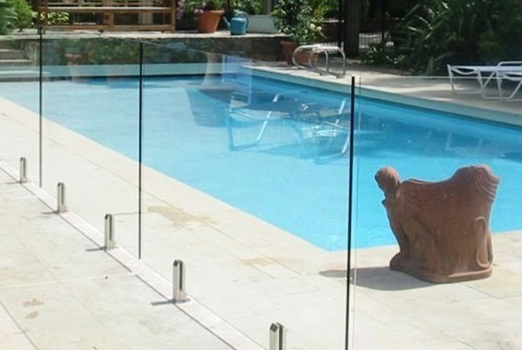 Castle Hill NSW Frameless Glass Fencing