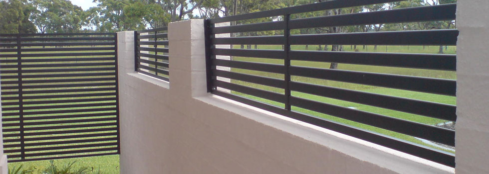 All Hills Fencing Newcastle Aluminium fencing Adamstown Heights