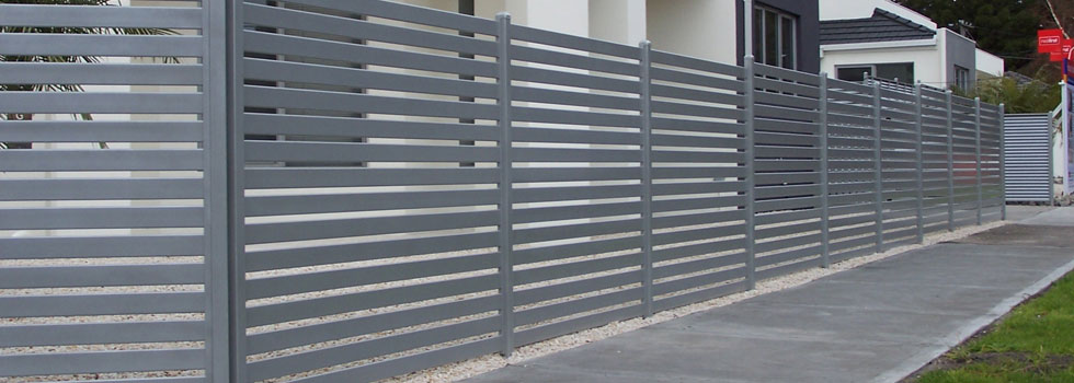 Hunter Home Modifications Aluminium fencing Adamstown Heights