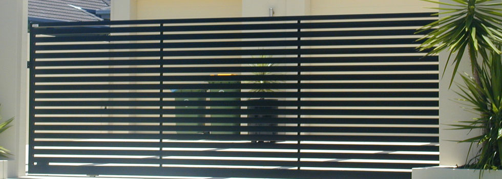 All Hills Fencing Newcastle Automatic gates Argenton