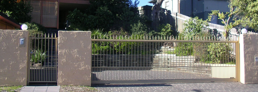 All Hills Fencing Newcastle Automatic gates 8