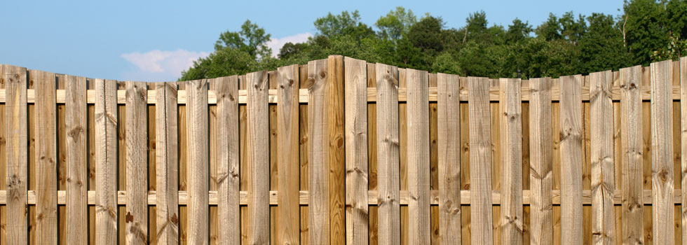 Back yard fencing 21