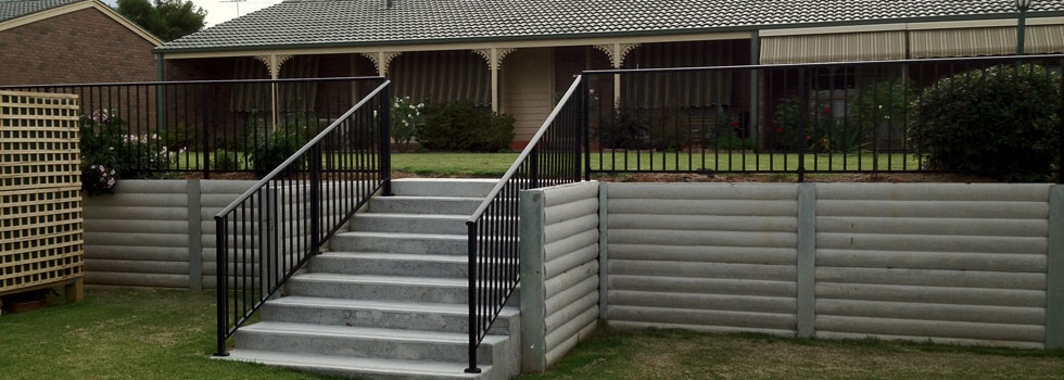 Balustrades and railings 12