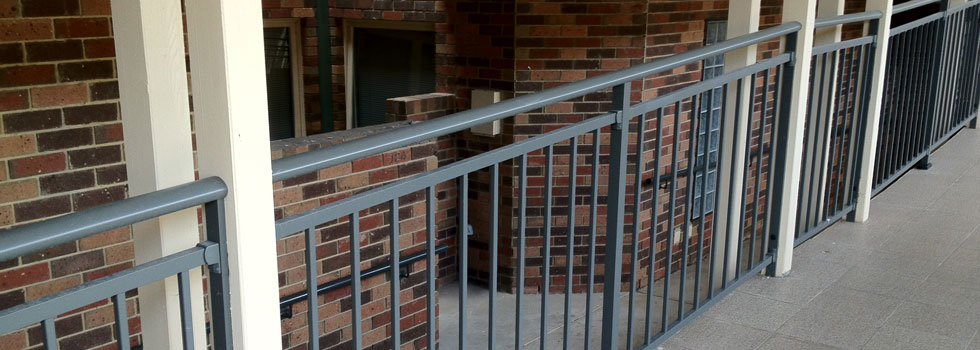Balustrades and railings 14