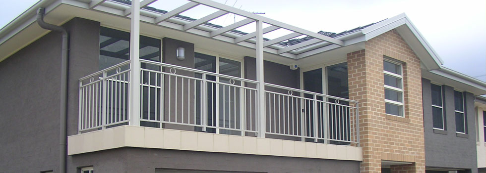 Balustrades and railings 20