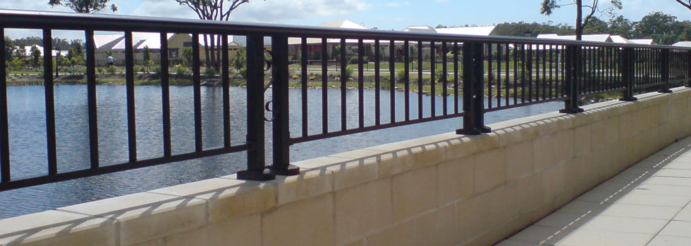 Balustrades and railings 6