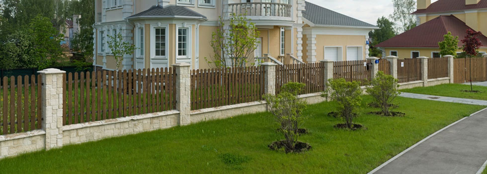 Kwikfynd Boundary fencing aluminium 12