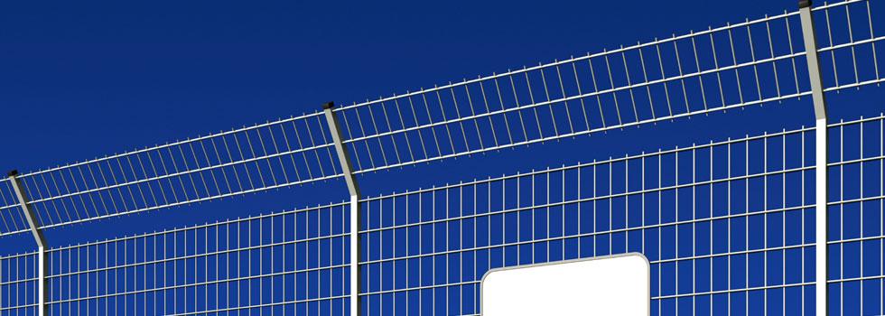 Kwikfynd Boundary fencing aluminium 23