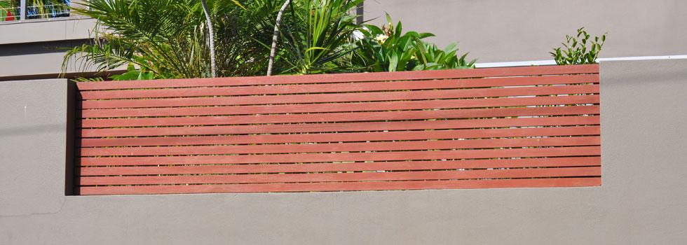 Kwikfynd Boundary fencing aluminium 35