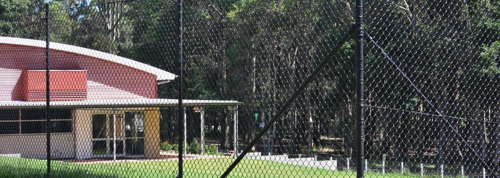 Kwikfynd Boundary fencing aluminium 44