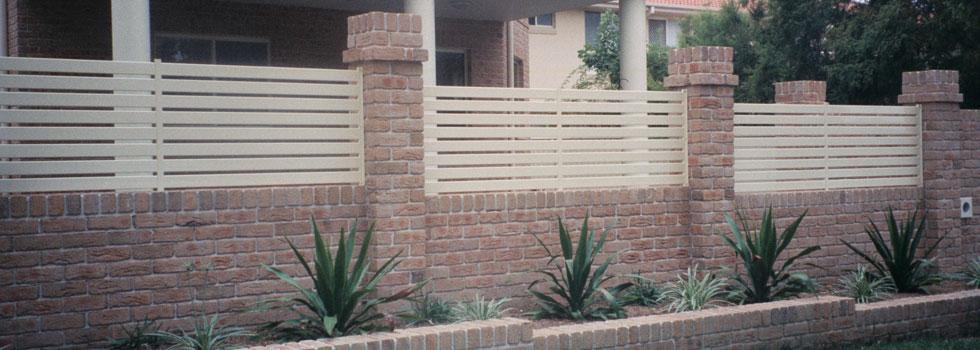 Kwikfynd Boundary fencing aluminium 5