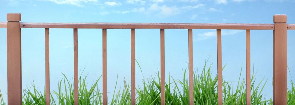 Kwikfynd Boundary fencing aluminium 57