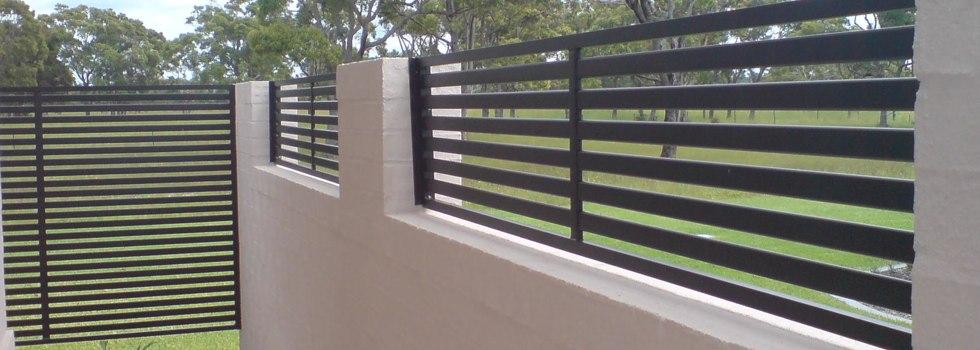 Kwikfynd Brick fencing 11