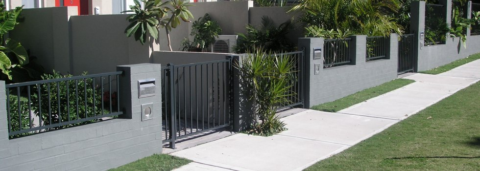 All Hills Fencing Newcastle Brick fencing Adamstown Heights