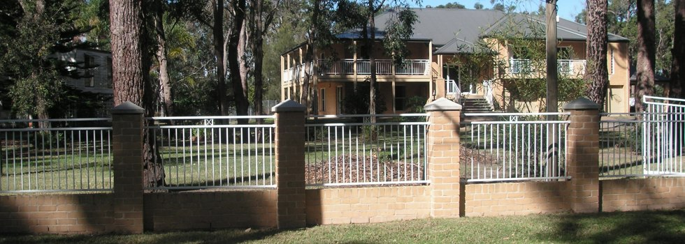 Brick Fencing Find The Best Brick Fencing Specialists At