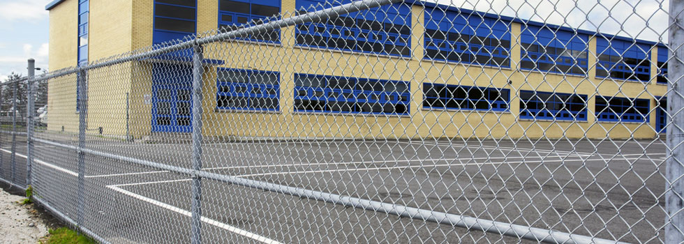 Temporary Fencing Suppliers Chainlink fencing Abbotsbury
