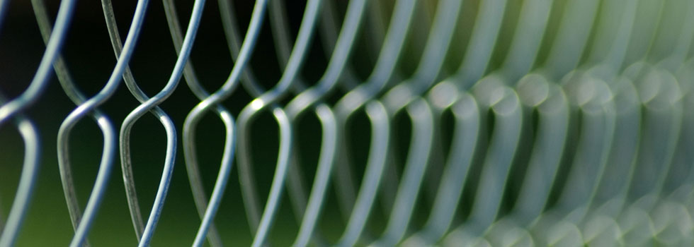 Chainmesh fencing 7