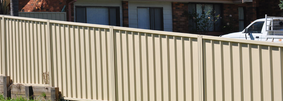 Your Local Fencer Colorbond fencing Aberfoyle Park