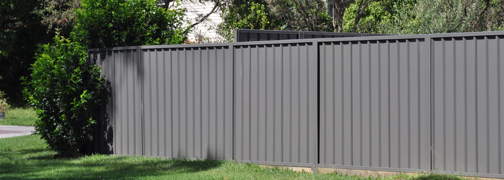 Your Local Fencer Colorbond fencing Ashburton