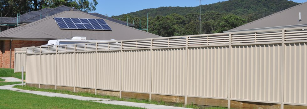 All Hills Fencing Newcastle Corrugated fencing Adamstown Heights
