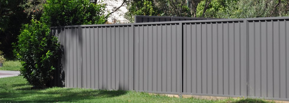 All Hills Fencing Newcastle Corrugated fencing Argenton