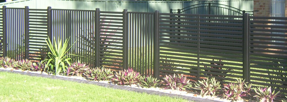 Decorative fencing 16