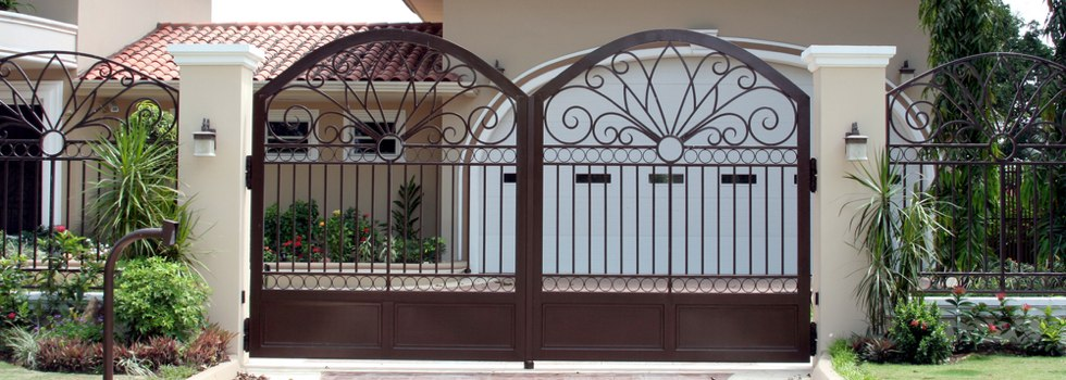 Kwikfynd Decorative fencing 18
