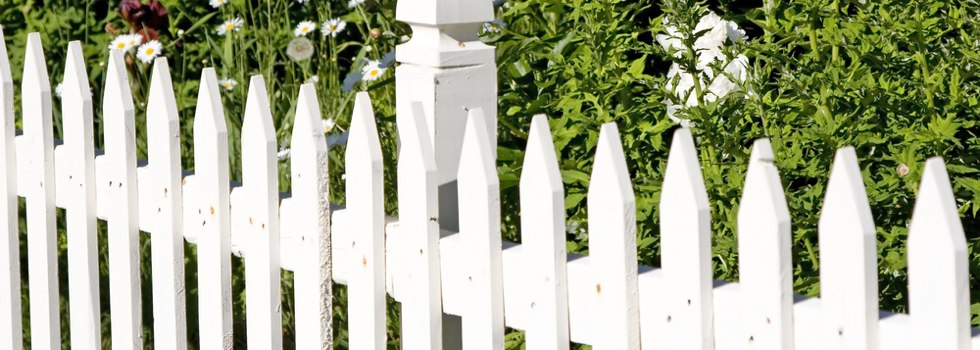 Kwikfynd Decorative fencing 19