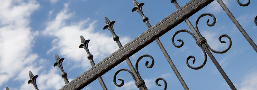 Decorative fencing 22