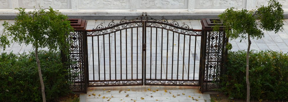 Decorative fencing 28