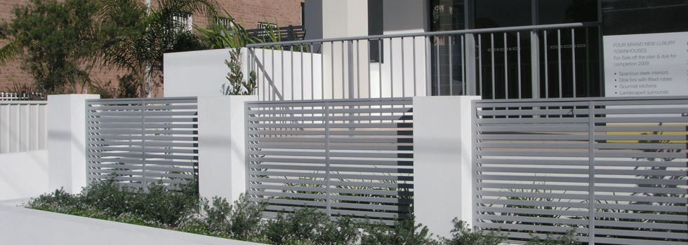 Kwikfynd Decorative fencing 5