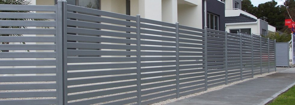 Decorative fencing 7