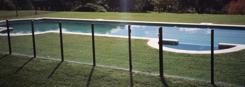 Pool Fencing Frameless glass Acton TAS