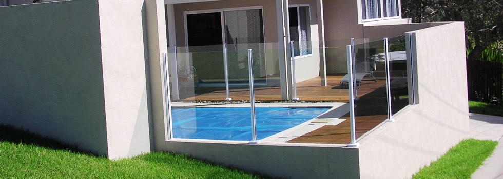 Pool Fencing Frameless glass Aberdare