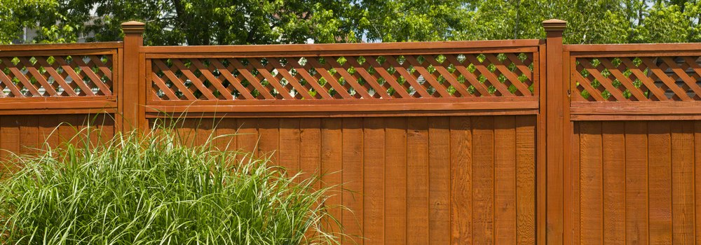 Kwikfynd Garden fencing 25