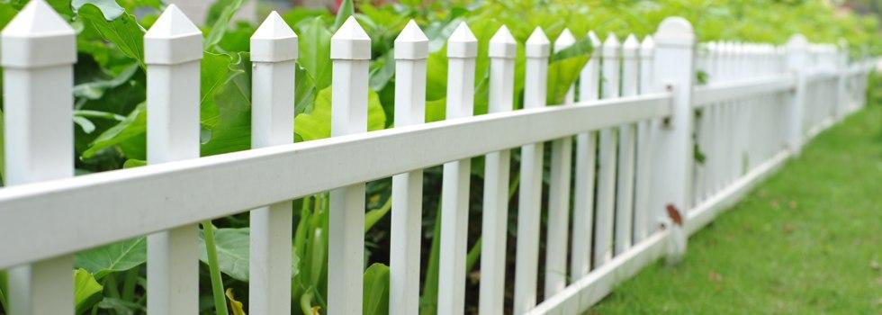 Kwikfynd Garden fencing 32