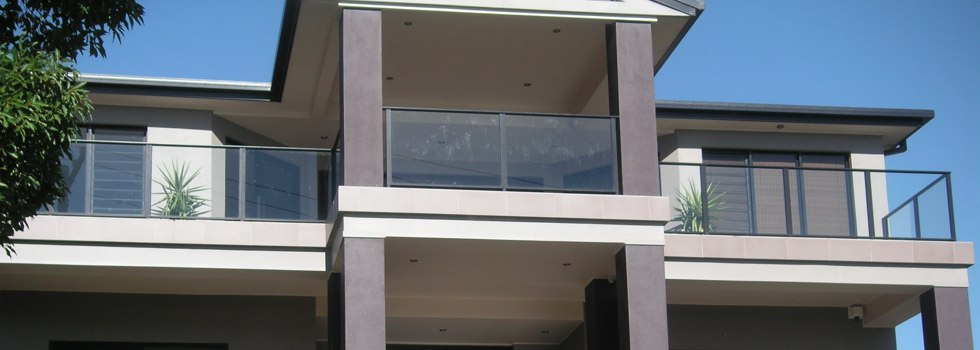 Glass balustrading 15