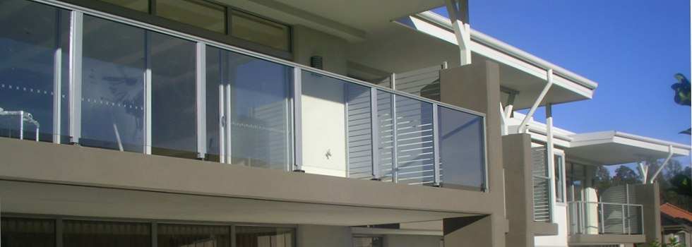 Glass balustrading 19