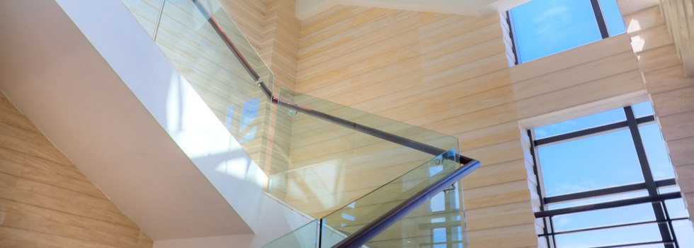 Hunter Home Modifications Glass balustrading Adamstown Heights