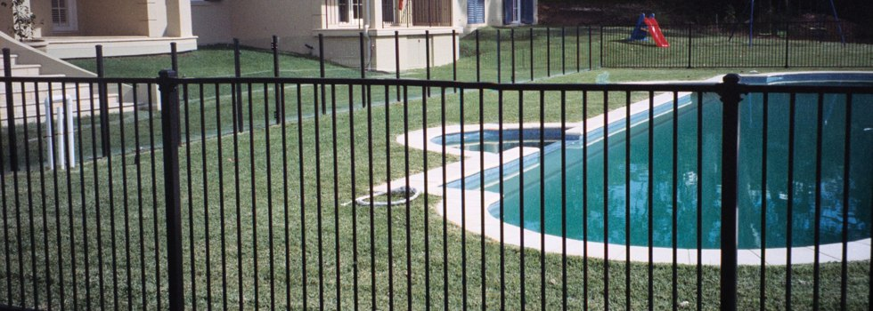 Pool fencing 2