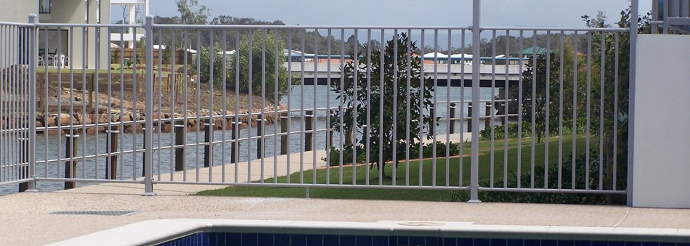 Hunter Fencing Company Pool fencing Argenton