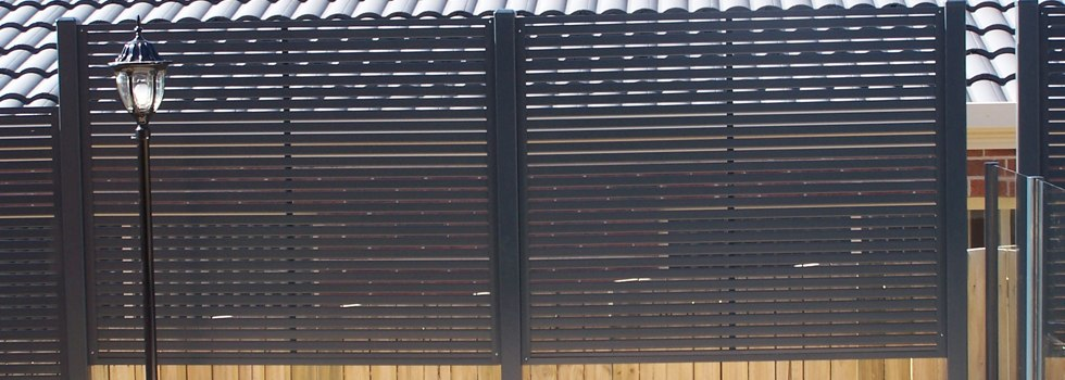 Privacy screens