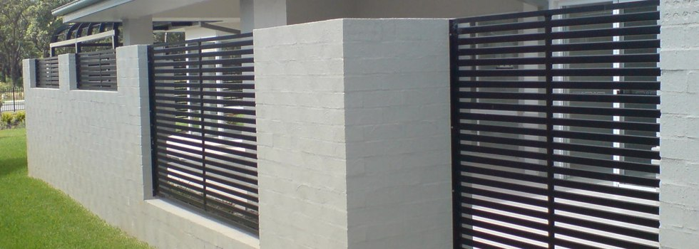 Slat Fencing We Have All Types Of Slat Fencing In