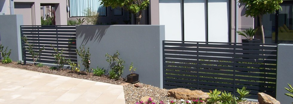 All Hills Fencing Newcastle Slat fencing Aberdeen NSW