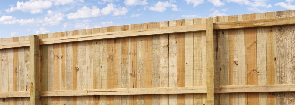 Kwikfynd Timber fencing 9