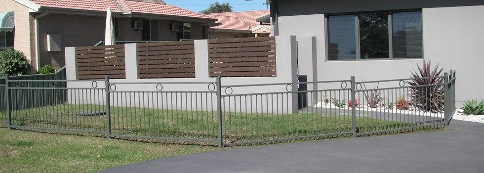 Kwikfynd Tubular fencing 2